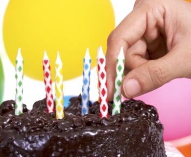 Marking Birthdays