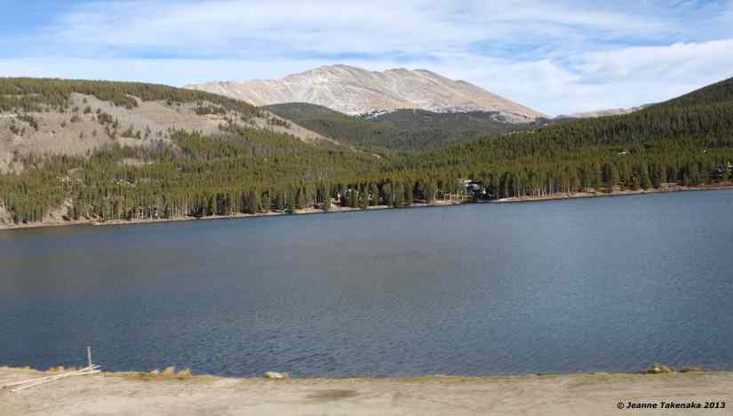 Lake enroute to Breck