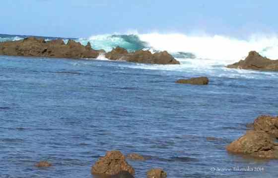 Breaking Waves Sharks Cove