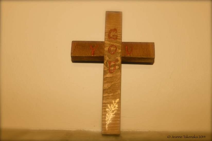 God You cross