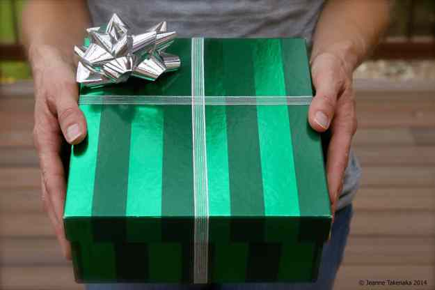 Gift: Receiving Gifts of Love