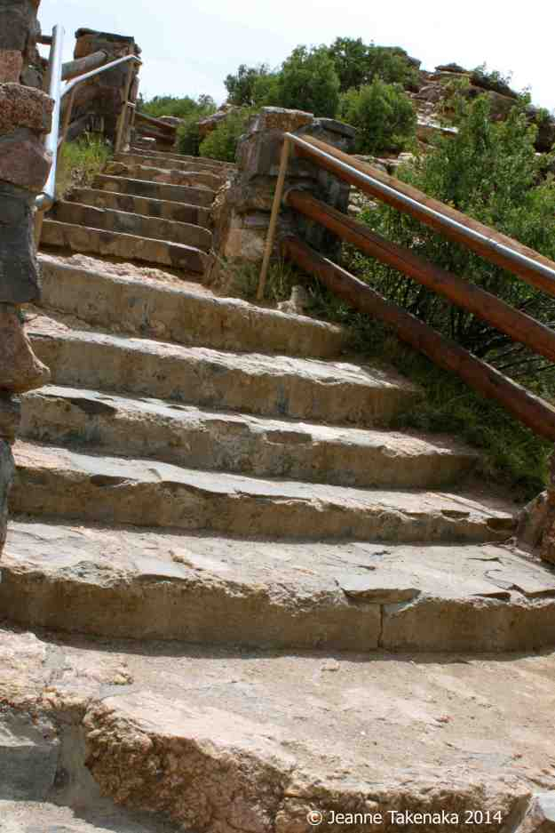 Black Canyon Steps