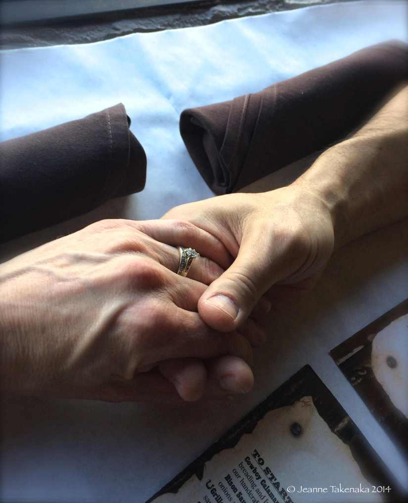 Holding Hands 2