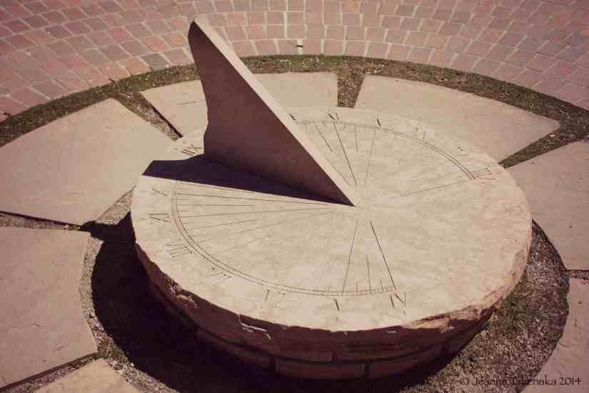 Dusk Sundial