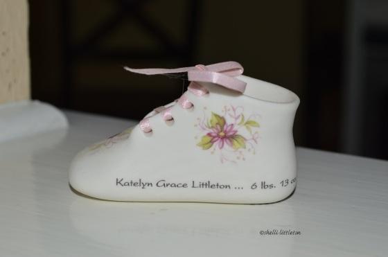 9. baby shoe
