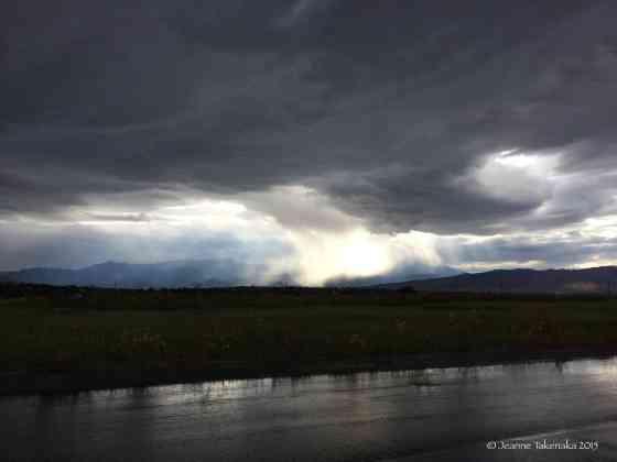 Stormy beauty