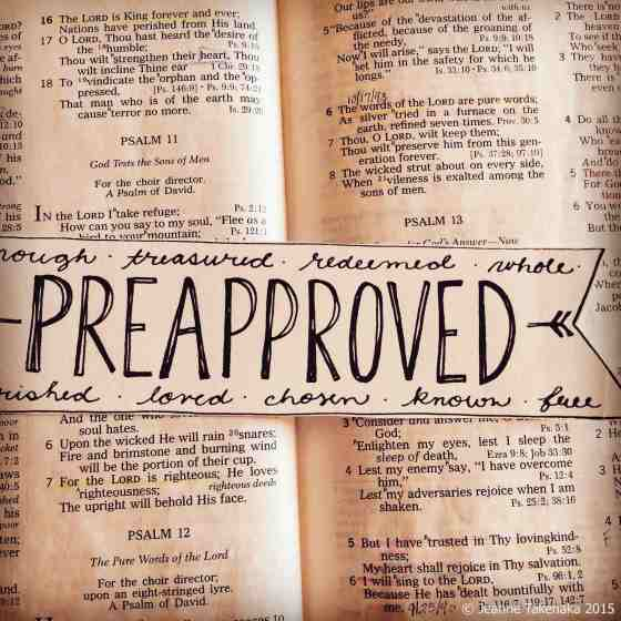 Preapproved