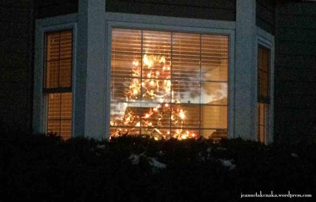 Christmas on the outside