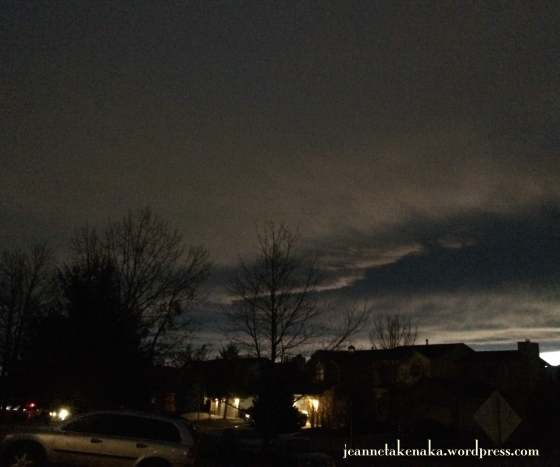 Evening light