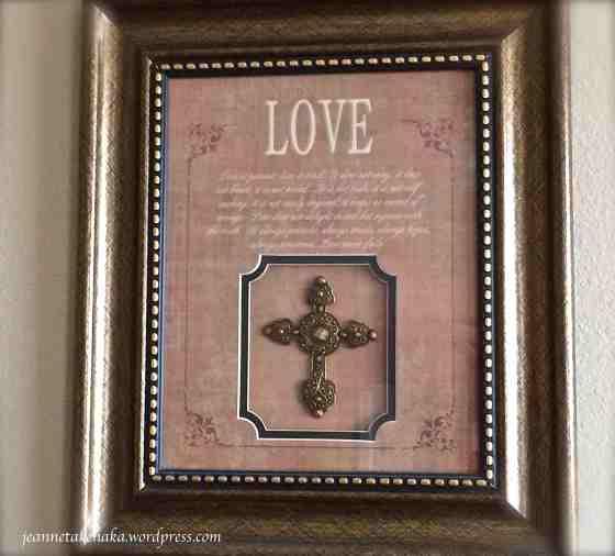 Cross-love