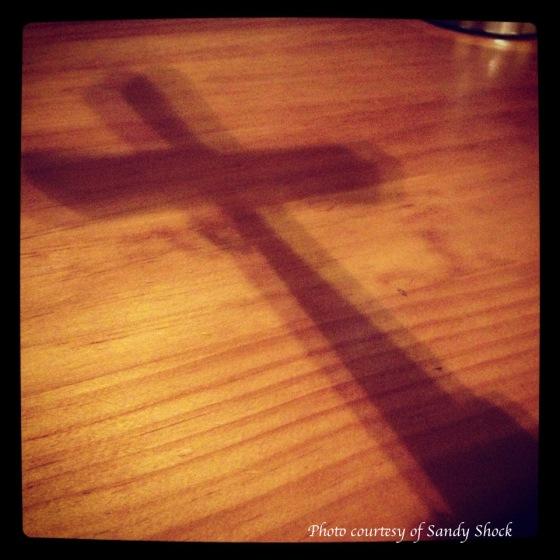 S Shock Shadow cross