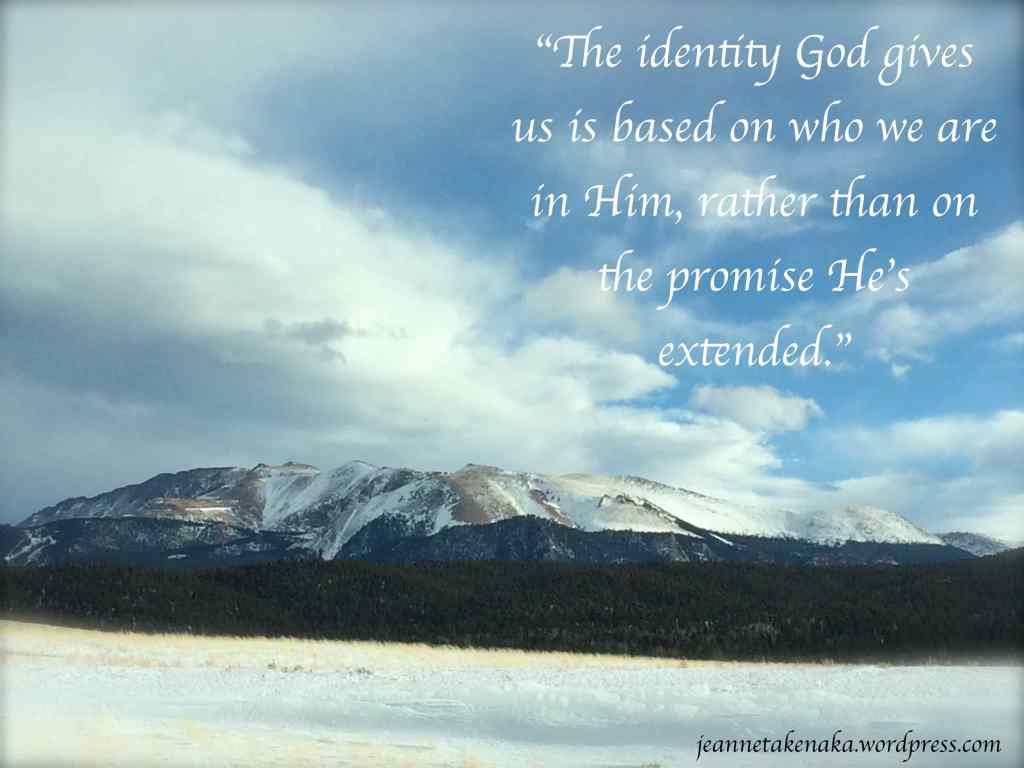 The Identity God gives us copy
