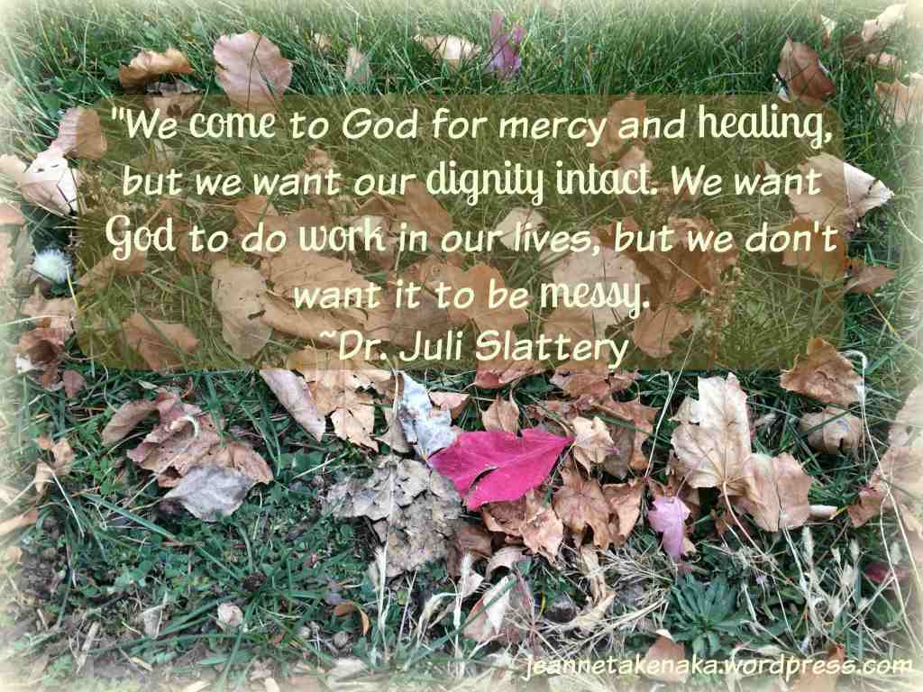 Dr Juli Slattery quote