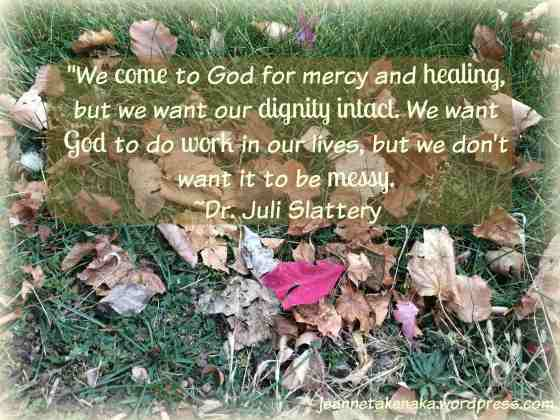 Dr Juli Slattery quote