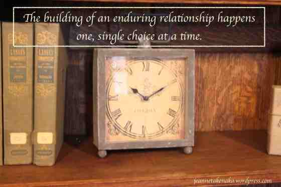 Relationships-one choice copy