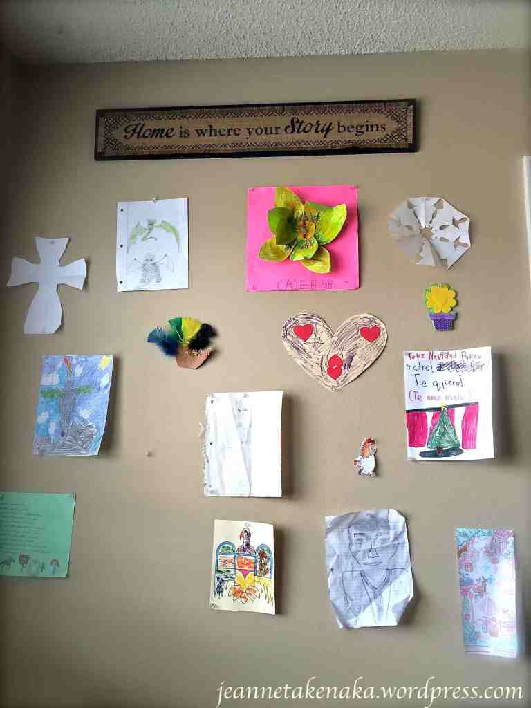 family-art-wall