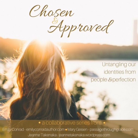 Chosen and Approved: Whatever She's Having, Please