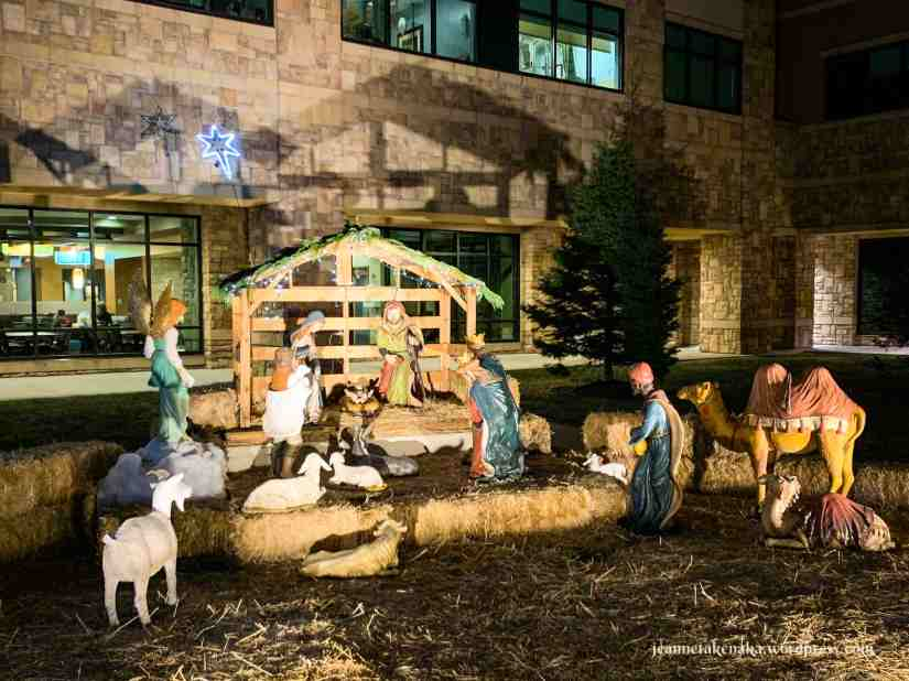 Christmas: Making Jesus Known